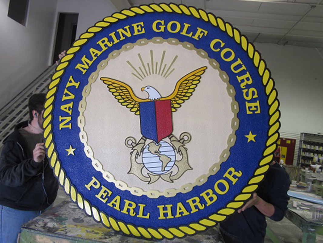 Pearl Harbor golf course Honolulu Hawaii