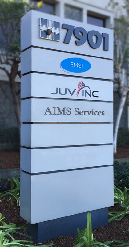 Custom business signs monument signs Honolulu