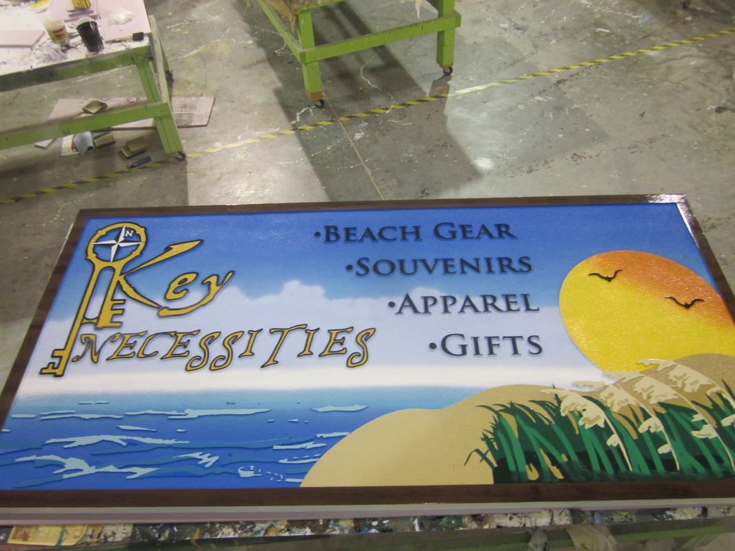 Small retail stores Honolulu Hawaii signs