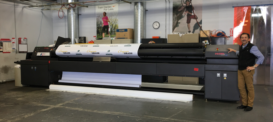 Large format printing for banners and vinyl signs Honolulu